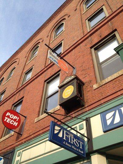Maine publisher shuts down 4 weeklies.