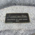 Information concerning the Andre the Seal monument.