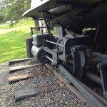 Vulcan Steam Locomotive, Rockport Maine