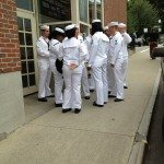 The Sailors are in town!!