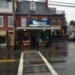Renys store downtown Damariscotta