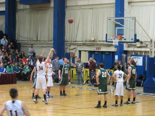 Congratulations!! Medomak Valley is Eastern Maine Class B Boys Basketball Champion!!