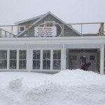 Home Kitchen in Rockland Maine has been closed for awhile now while they renovate. I can't wait till they open again.