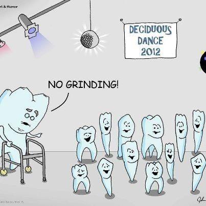 Decidous Dance - No Grinding