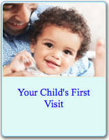 American Dental Association Brochure on Your Child's First Visit