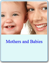 American Dental Association Brochure on Mothers and Babies