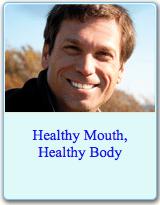 American Dental Association Brochure on Health Mouth, Health Body