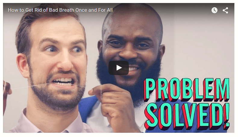 Bad Breath? – Problem Solved