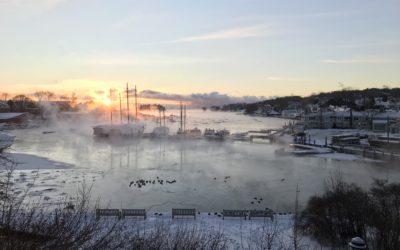 Top ten winter activities to do in downtown Camden, Maine!