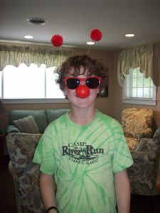 Jackson Red Nose Day 2016
