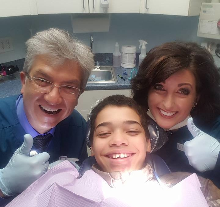 Jarad has a Dental Emergency
