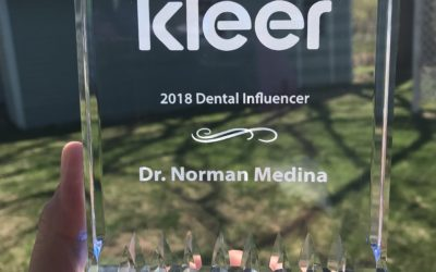 The most influential dentists in Maine for Kleer's inaugural 2018 Most Influential Dentists in America Program.