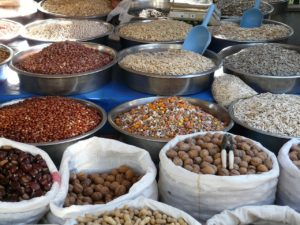 Phytic Acid in Nuts and Grains