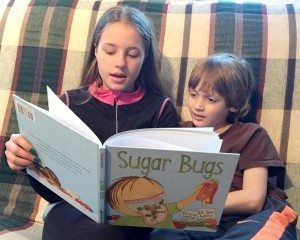 Sugar Bugs By Erica and Dr. Weisz