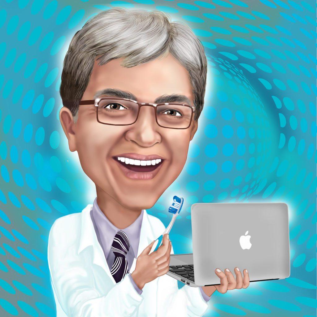 The Blogging Dentist from Camden Maine