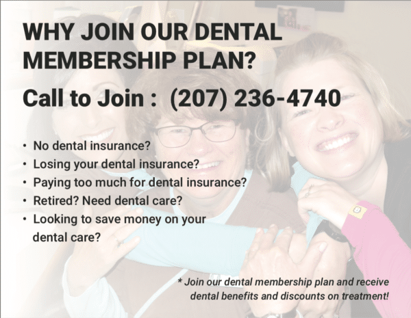 Why Join Our Dental Membership Plan?