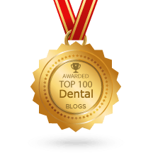 We're #30. Top 100 Dental Blogs