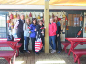 Nellie celebrating 20th anniversary at Seasons of Smiles