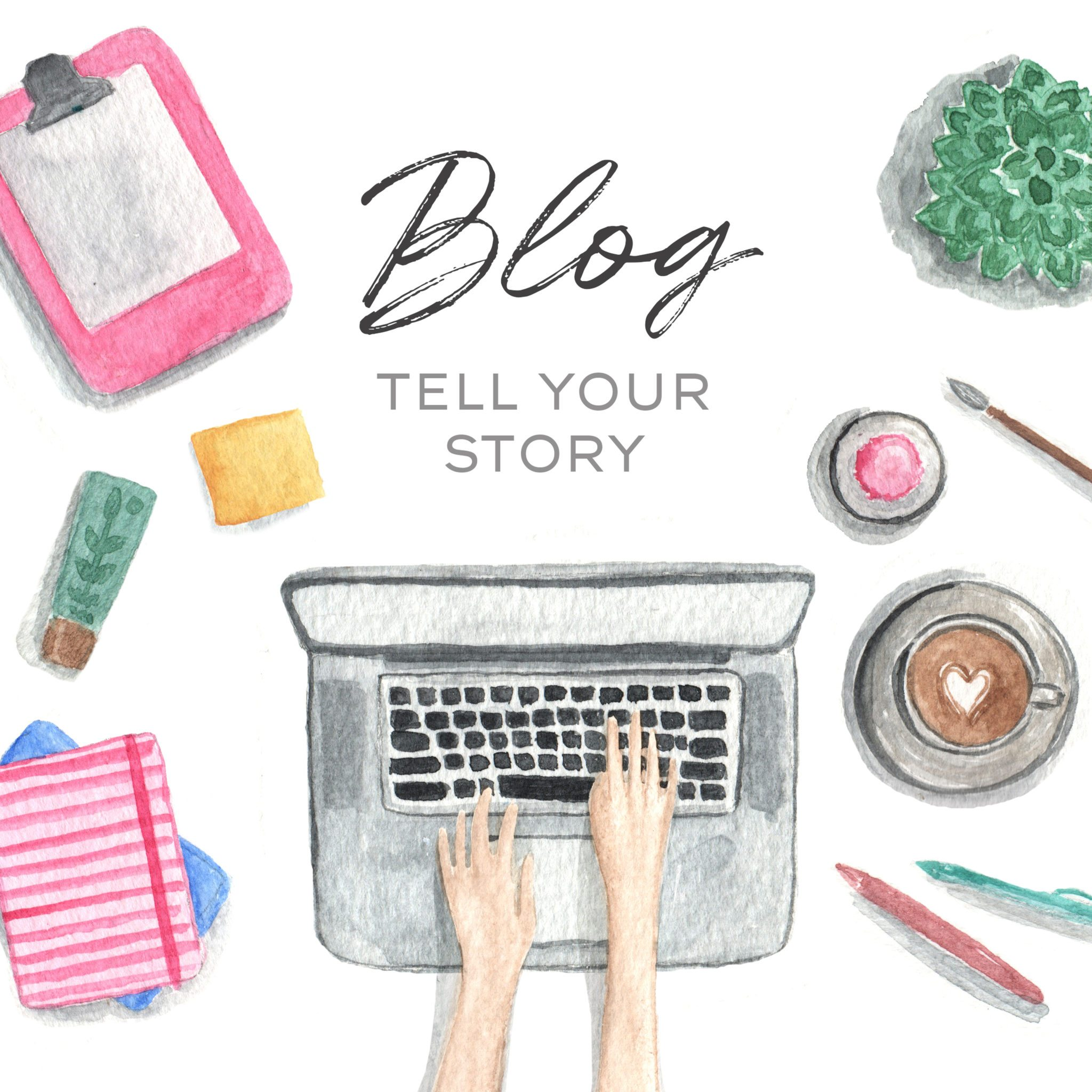 Guest blogging – Come telling us your story.